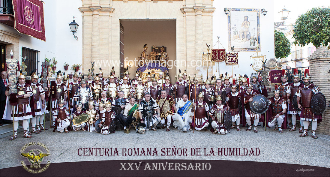 Centuria Humildad XXV-Aniversario