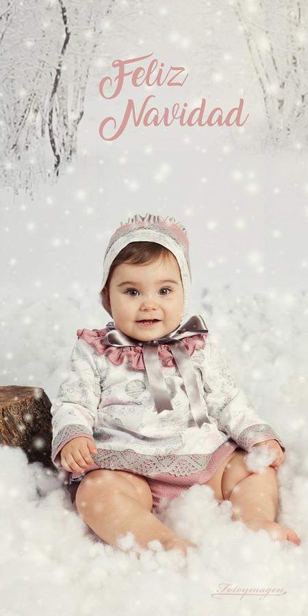FOTOYMAGEN Carmen Regala Navidad Albol de Nieve (1)