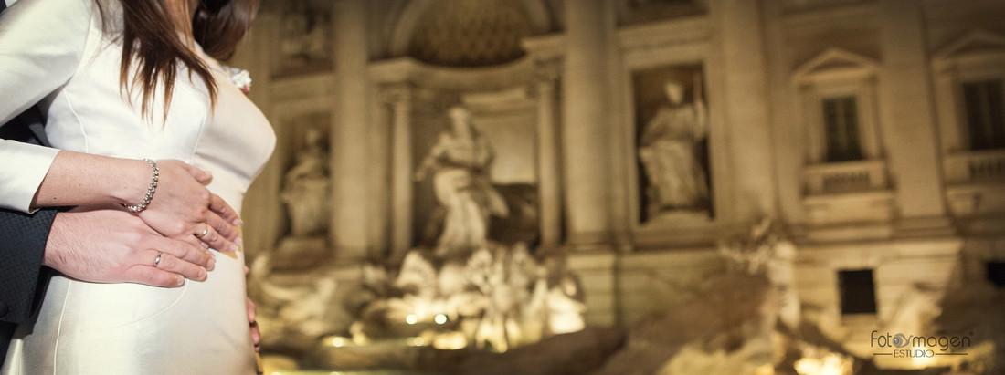 FOTOYMAGEN--Ramon-y-Maria-Postboda-Roma-Boda-Coliseo-Fontana-de-trevi-2