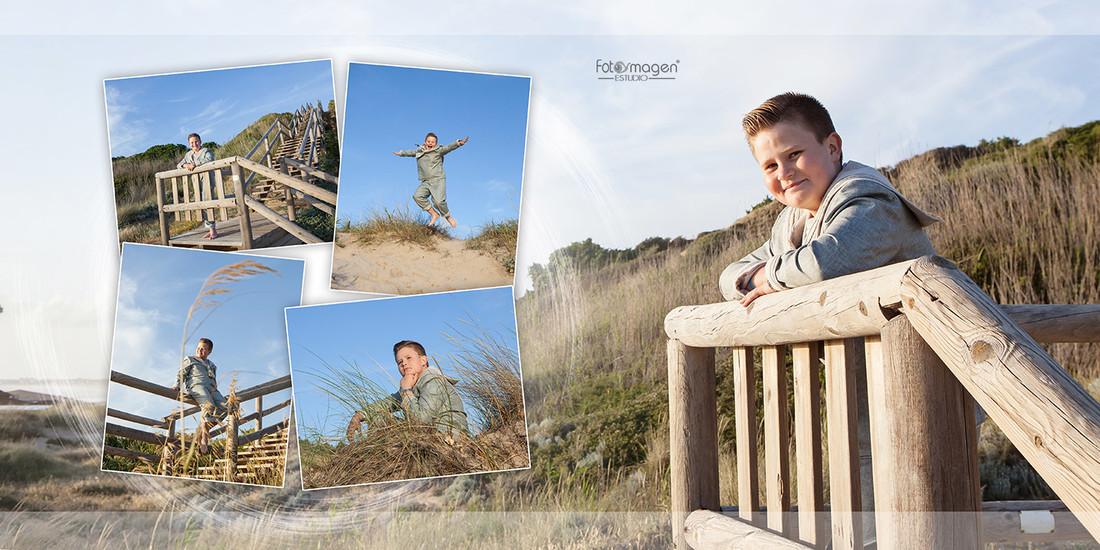 FOTOYMAGEN-Comuniones-PostComunion-Playa-Fotos-Originales-Naturales-Divertidas-Iglesia-de-San-Miguel-Marchena-Paradas-(1)
