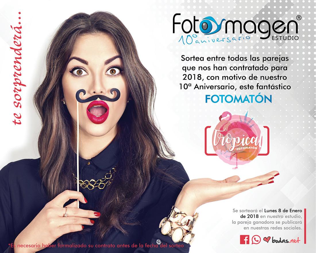FOTOYMAGEN-Sorteo-Fotomaton-Tropical-Nuestros-novios-Decimo-Aniversario